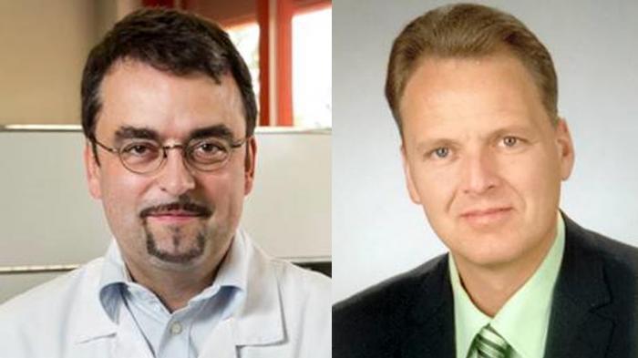 Dr. Jean-Marie Schnyder und Dr. Marcus Hesse übernehmen ab dem 1. April 2014 die Leitung der Luzerner Höhenklinik Montana. - crans-montana-luzerner-hoehenklinik-unter-neuer-leitung-52226