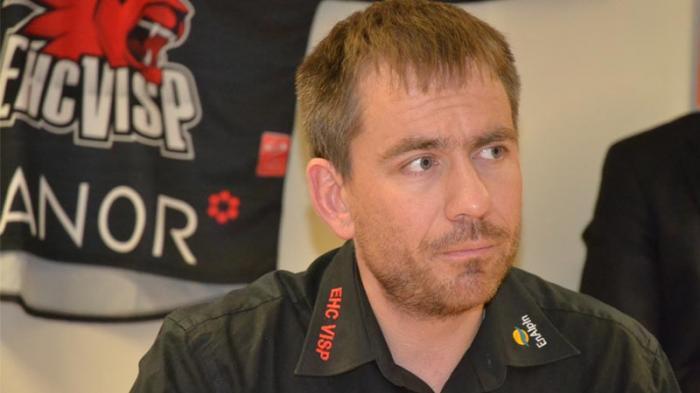 Die EHC Visp Sport AG spekuliert nach dem fehlerhaften Entscheid des Einzelrichters Reto Steinmann auf ein weiteres Spiel. - eishockey-das-sonntagsspiel-wurde-uns-gestohlen-54082