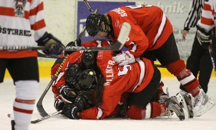 u18 eishockey