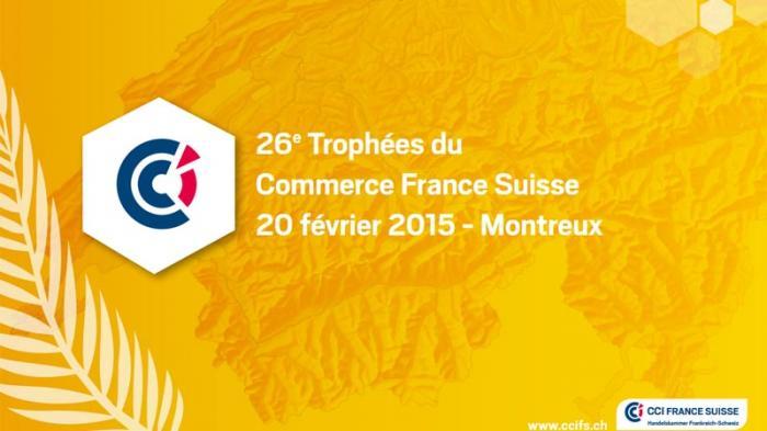 Zwei walliser unternehmen wurden am freitag an der 26 for Chambre de commerce suisse en france