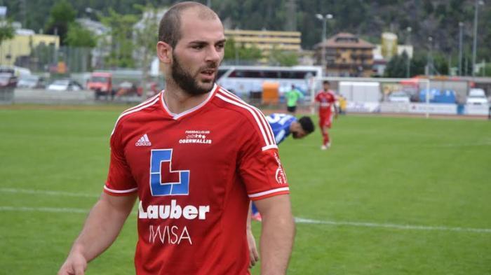 Der FC Oberwallis Naters bleibt das vierte Spiel in Folge ...