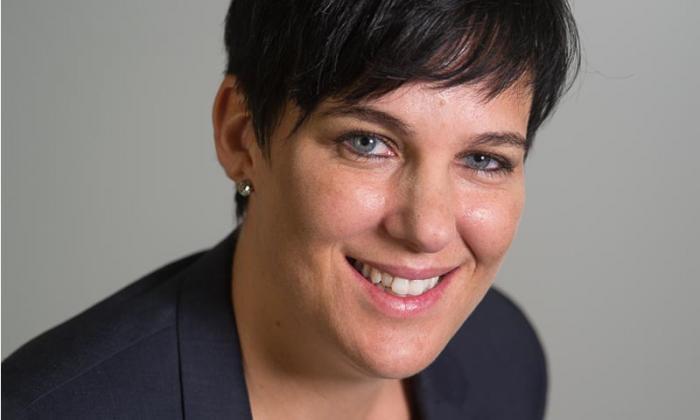 Nadine Borter ist seit fast zwei Jahrzehnten Werberin. Das Plenum Wallis wählte sie zur Walliserin des Jahres. - naters-bern-nadine-borter-ist-walliserin-des-jahres-44299