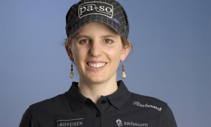 Nach der erfolgreichen Saison stieg Snowboarderin Patrizia Kummer vom