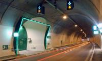 In den nächsten Wochen kommt es nachts in den A9-Tunnels zu kurzzeitigen Verkehrsbehinderungen