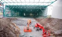 Die Dienststelle für Umweltschutz hat an der Foire du Valais über die Sanierung von Grossindustrieflächen informiert.