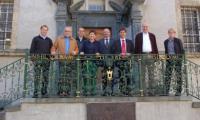 Das 29. Kantonale Gesangsfest 2014 findet in Brig-Glis statt - Die Organisatoren stellten am Freitag das Programm vor
