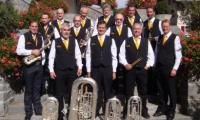 Beim traditionellen Herbstmarkt in St. Niklaus stellten die Nikolaitaler Hobbymusikanten am Samstag ihr Können unter Beweis.