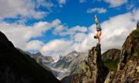 Die Aletsch Arena gewinnt mit dem Foto Hochgradig genial den dritten Platz beim PR-Bild Award 2012.