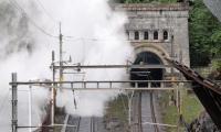Gemäss italienschen Behörden ist Vandalismus für den Zugbrand im Simplontunnel vom vergangenen Juni verantwortlich.