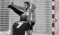 Dank einer starken Leistung von Torhüter Ivan Matijevic schaffte der KTV Visp die Cup-Sensation.