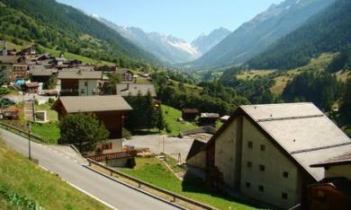 Mit einem Kleinkraftwerk für 4.8 Millionen Franken will die Gemeinde Ferden den Dornbach nutzen.